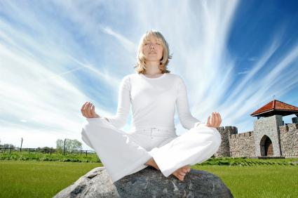 спокойствие, медитация