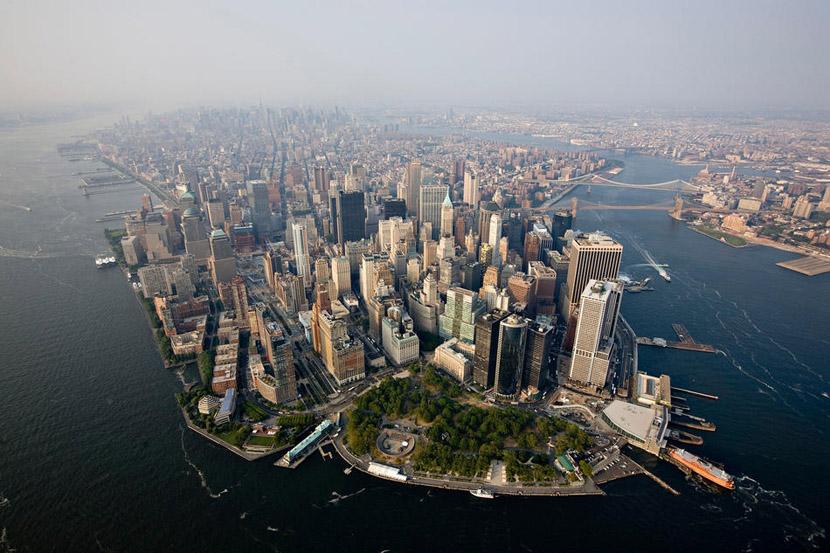 Нью-Йорк прогулка по городу